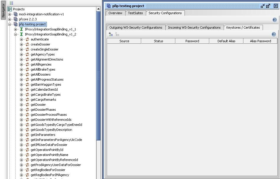 soapUI project keystores